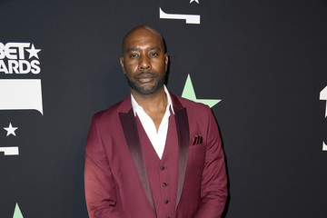 Morris Chestnut 2019 BET Awards - Press Room