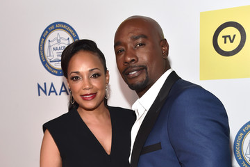 Morris Chestnut 47th NAACP Image Awards Presented By TV One - Red Carpet