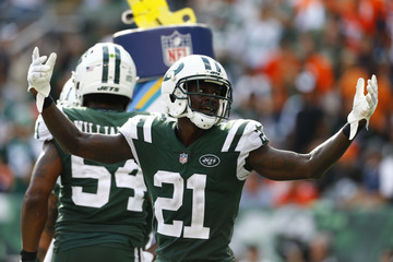 Morris Claiborne Denver Broncos vs. New York Jets