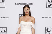 Bojana Krsmanovic attends the Mosaic Federation Gala Against Human Slavery on September 10, 2019 at Cipriani 42nd Street in New York City.