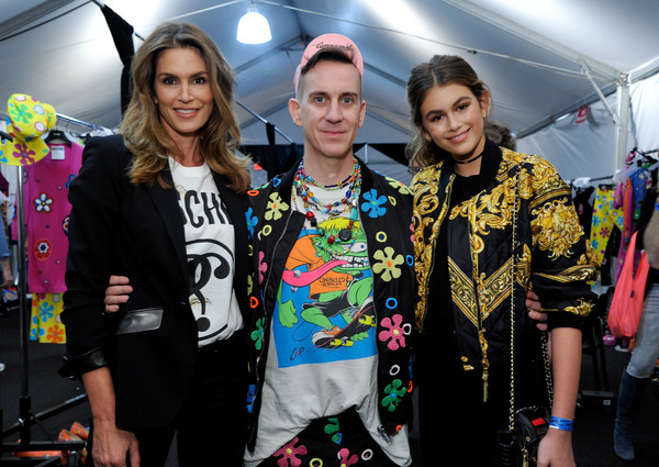 Moschino Spring/Summer 17 Menswear And Women's Resort Collection - Backstage
