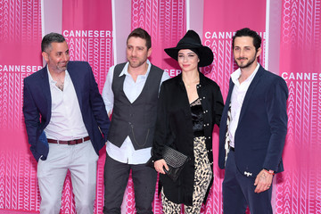 Moshe Ashkenazi Closing Ceremony And 'Safe' Pink Carpet Arrivals - The 1st Cannes International Series Festival