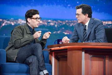 "Moshe Kasher CBS's ""The Late Show with Stephen Colbert"" - Season Two"