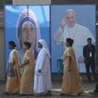 Mother Teresa Pope Francis Goes on a Three-Day Trip to Bangladesh
