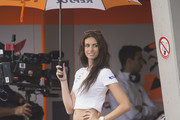 Grid Girl Picture