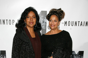 """Phylicia Rashad Debbie Allen """"The Mountaintop"""" Broadway Opening Night - Arrivals & Curtain Call"""