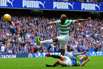 Moussa Dembele Rangers v Celtic - Ladbrokes Scottish Premiership