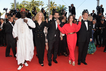 Moussa Toure Un Certain Regard Closing Ceremony at Cannes
