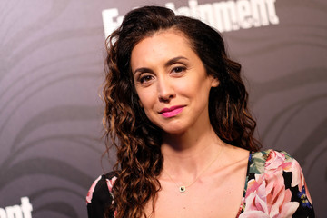 Mozhan Marno Entertainment Weekly & People New York Upfronts Party 2018 - Arrivals