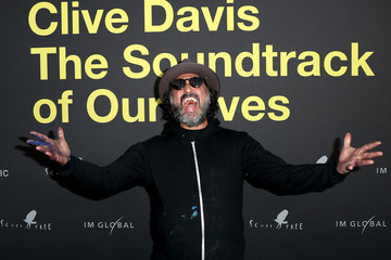Mr. Brainwash Premiere of Apple Music's 'Clive Davis: The Soundtrack of Our Lives' - Arrivals