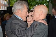 Ian McKellen and Patrick Stewart Photos Photo
