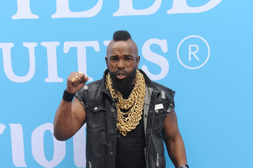 Mr. T Mr. T and Nik Wallenda Celebrate National Amazing Month