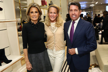 Muffie Potter Aston Stuart Weitzman and Quest Invite You to Celebrate the New Look at the Exclusive Re-opening of the Madison Avenue Flagship Store