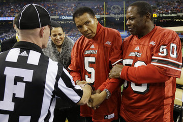 Muhammad Ali Allstate Sugar Bowl - Louisville v Florida