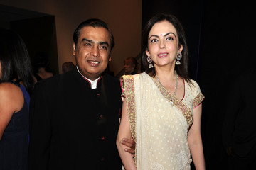 Mukesh Ambani TIME 100 Gala, TIME'S 100 Most Influential People In The World - Cocktails