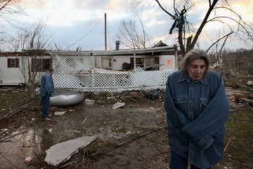 J. J. Smith Multiple Tornadoes Tear Through Parts Of Midwest