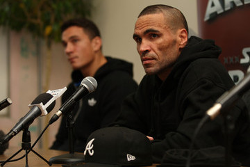 Anthony Mundine Sonny Bill Williams Mundine vs Toliver and Williams v Liava'a Weigh In