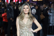 Zoe Hardman  attends the 'Murder On The Orient Express' World Premiere held at Royal Albert Hall on November 2, 2017 in London, England.