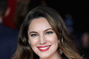 Kelly Brook attends the 'Murder On The Orient Express' World Premiere at Royal Albert Hall on November 2, 2017 in London, England.