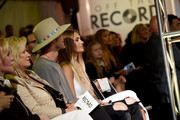 Brian Kelley and Brittney Marie Cole attend Off The Record High End Fashion event on November 1, 2015 in Nashville, Tennessee. Featuring national designers John Varvatos, Gucci, Johnathan Kayne among others with artists Old Dominion, Maren Morris, Phil Vassar, Big Kenny, and more. Produced by Neste Event Marketing/EntertainmentBuy's Gil and Liz Cunningham, coordinated by Jessica Beattie with celebrity stylist Christiev Alphin.