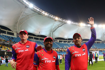 Muttiah Muralitharan Semi Final 1 - Oxigen Masters Champions League 2016