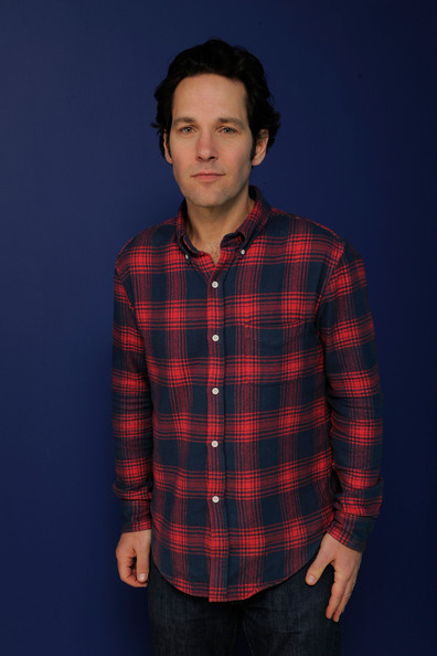 Actor Paul Rudd poses for a portrait during the 2011 Sundance Film Festival at The Samsung Galaxy Tab Lift on January 23, 2011 in Park City, Utah.