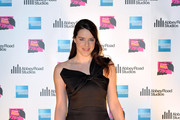 Michelle Ryan attends the screening of the competition winning film 'My Live Story' organised by American Express and Channel 4 at Abbey Road Studios on November 25, 2010 in London, England.