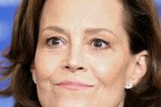 """Sigourney Weaver is seen at the """"My Salinger Year"""" press conference during the 70th Berlinale International Film Festival Berlin at Grand Hyatt Hotel on February 20, 2020 in Berlin, Germany."""