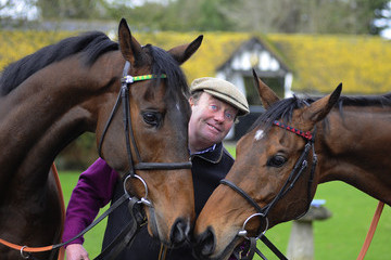 My Tent or Yours Nicky Henderson Stable Visit