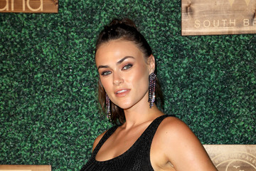 Myla Dalbesio 2018 Sports Illustrated Swimsuit At PARAISO During Miami Swim Week, W South Beach - Red Carpet & Front Row