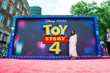 Myleene Klass 'Toy Story 4' European Premiere - Red Carpet Arrivals