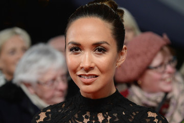 Myleene Klass National Television Awards - Red Carpet Arrivals