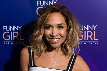 Myleene Klass Press Night for 'Funny Girl' at the Savoy Theatre