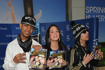 Dino Contostavlos N-Dubz: Against All Odds: From Street Life to Chart Life - Photocall