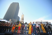 Jimmie Johnson and Kyle Busch Photos Photo