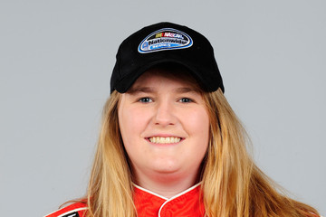 Chrissy Wallace NASCAR Nationwide Series Portraits