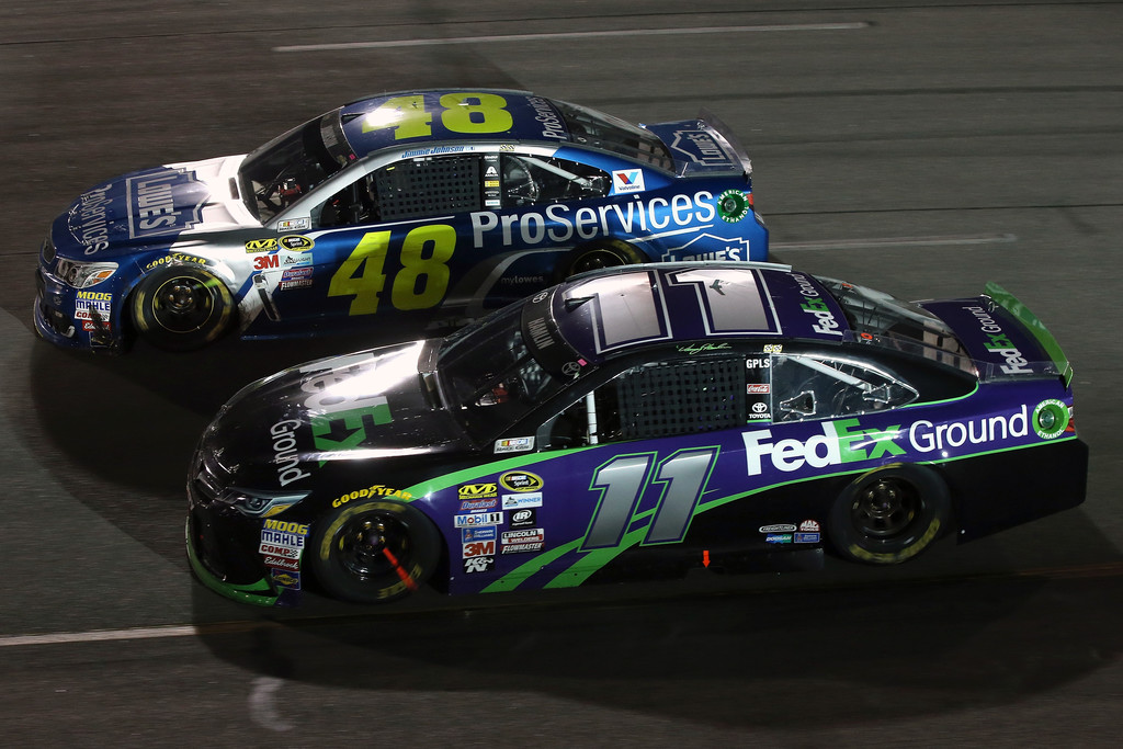 Nascar Sprint Cup Series Federated Auto Parts 400 Zimbio