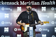 Randy Houser performs at Hackensack Meridian Health Stage 17 on January 15, 2019 in New York City.