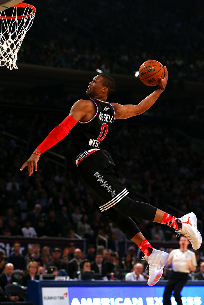 Russell Westbrook in NBA All-Star Game 2015 - Zimbio