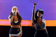 Ariana Grande Nicki Minaj Photos Photo
