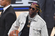 2 Chainz attends the NBA All-Star Game 2018 at Staples Center on February 18, 2018 in Los Angeles, California.