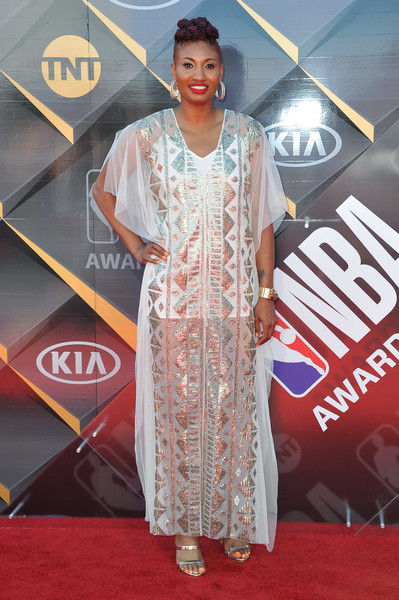 NBA Awards Show 2018 - Arrivals - 73 of 121