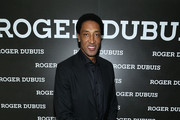 Scottie Pippen attends the NBA All Star Dinner Honoring Scottie Pippen on February 15, 2018 in Bel Air, California.