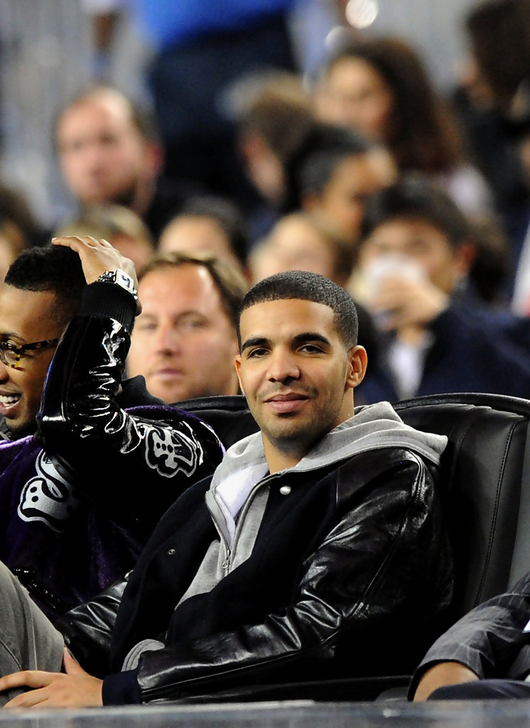 Canada beats U.S. in celebrity game, but Drake's the big ...