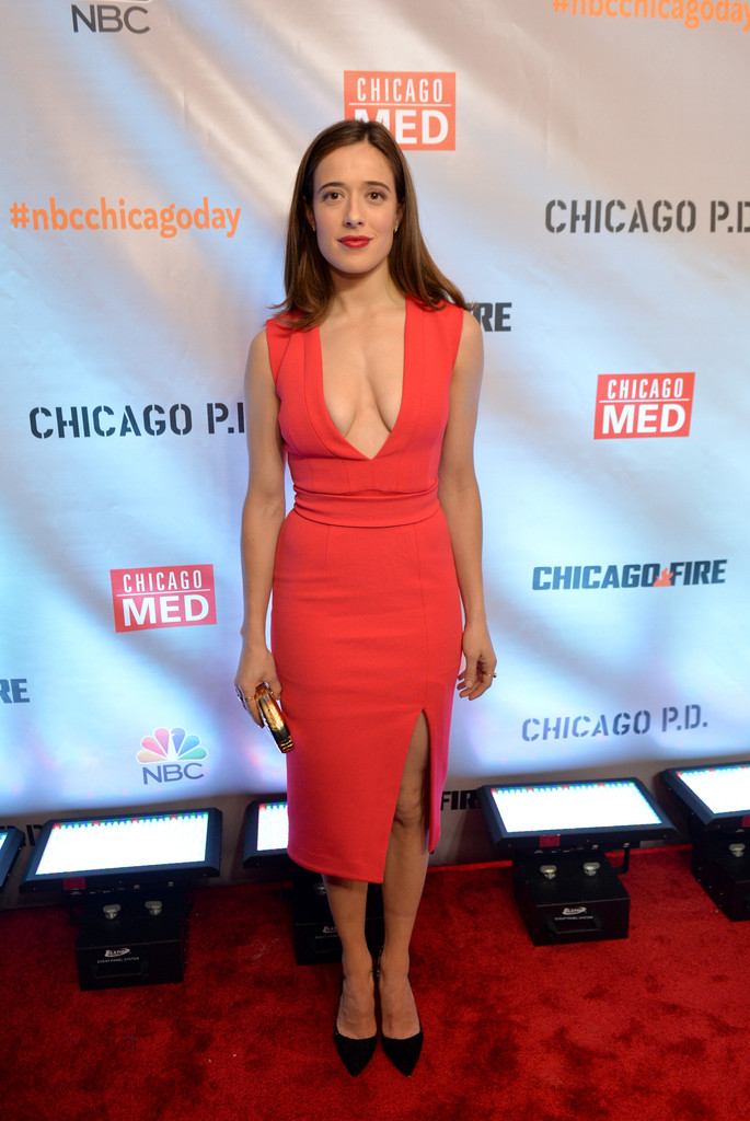 Marina Squerciati Photos Photos Nbc S Chicago Fire