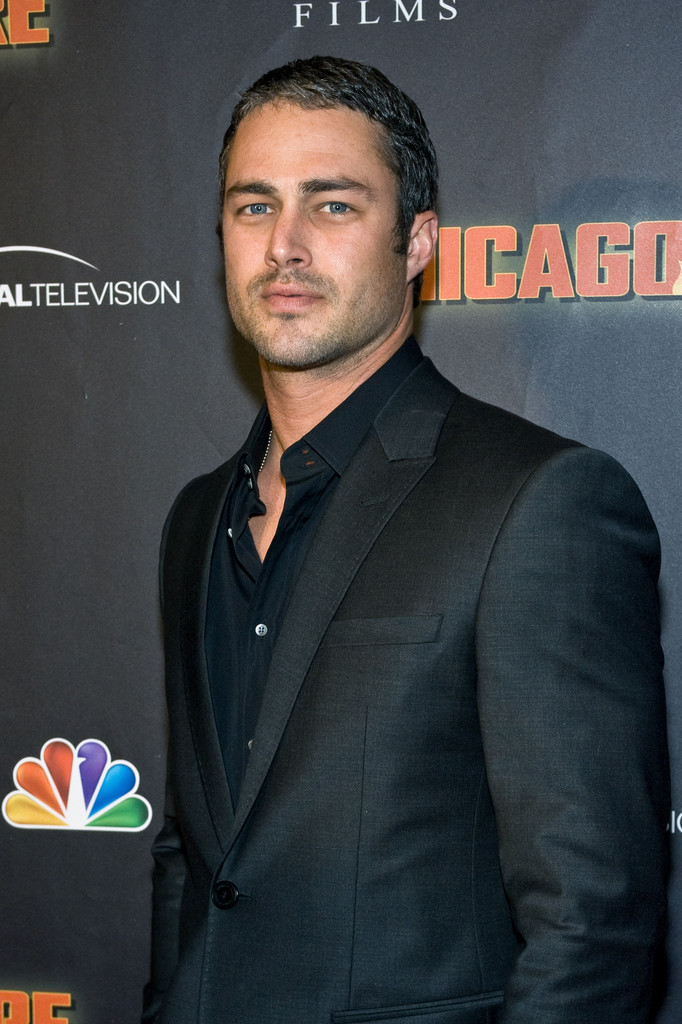 Taylor Kinney in NBC's...