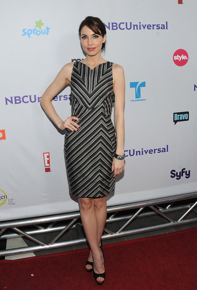 Actress Whitney Cummings arrives at the NBC Universal TCA 2011 Press Tour All-Star Party at the SLS Hotel on August 1, 2011 in Los Angeles, California.