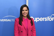 "America Ferrera attends NBC And Universal Television's ""Superstore"" Academy For Your Consideration Press Line at Universal Studios Hollywood on March 05, 2019 in Universal City, California."