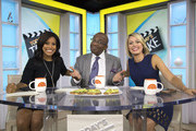 TODAY -- Pictured: (l-r) Sheinelle Jones, Al Roker, and Dylan Dreyer on Wednesday Sept. 20, 2017 --
