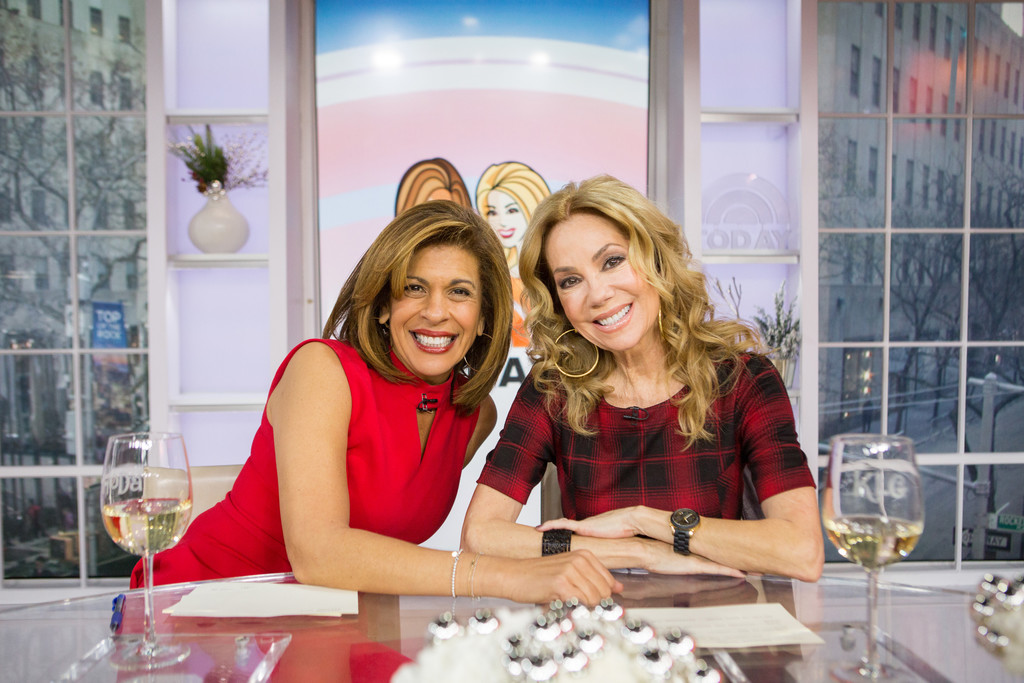 Kathie Lee Gifford Is Leaving The 'Today' Show After More Than A Decade